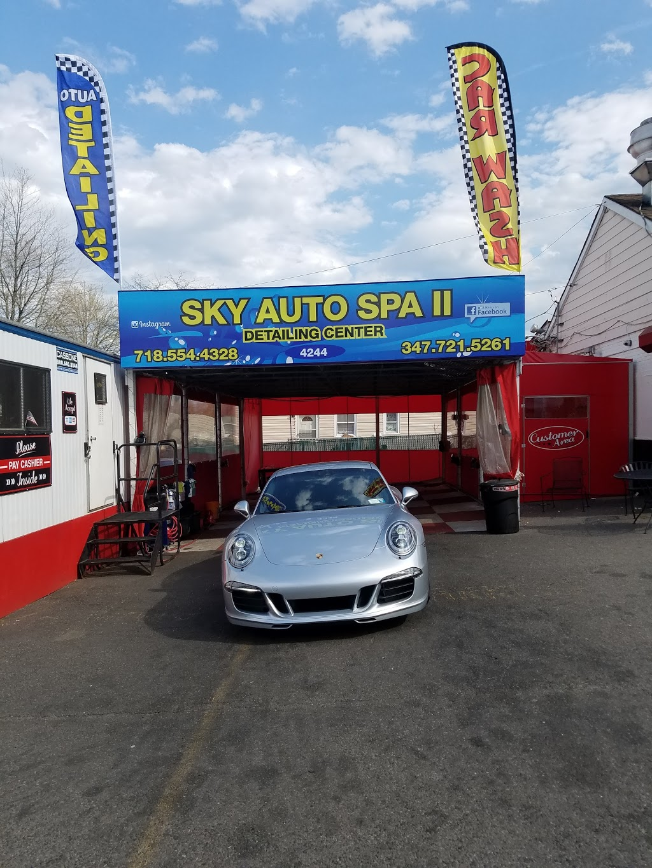 Sky Auto Spa II Corp - car wash  | Photo 4 of 10 | Address: 4244 Hylan Blvd, Staten Island, NY 10312, USA | Phone: (347) 721-5261