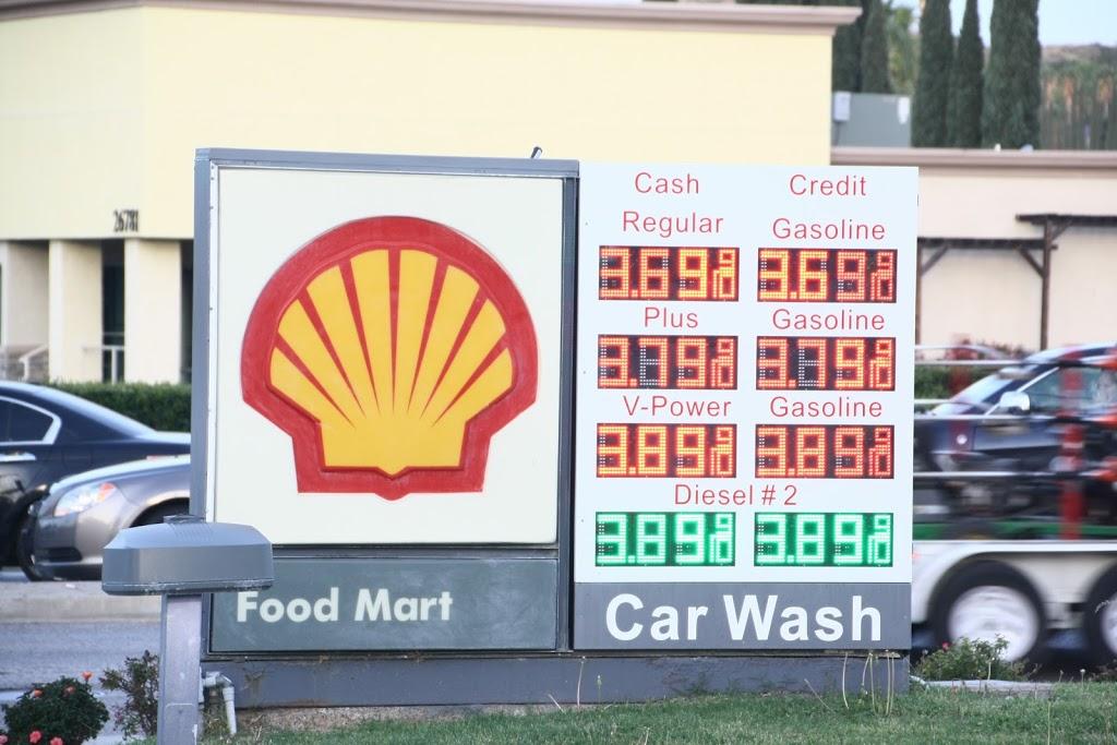 Shell - car wash    Photo 4 of 10   Address: 26801 Bouquet Canyon Rd, Santa Clarita, CA 91350, USA   Phone: (661) 297-7484