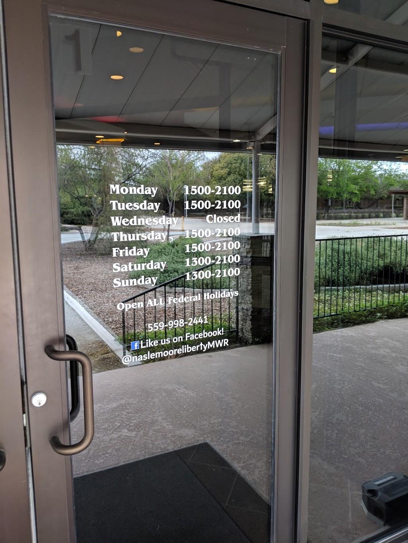 MWR Liberty Center | cafe | 824 Hancock Cir, Lemoore, CA 93246, USA | 5599982441 OR +1 559-998-2441