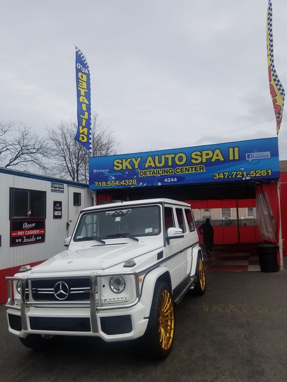 Sky Auto Spa II Corp - car wash  | Photo 8 of 10 | Address: 4244 Hylan Blvd, Staten Island, NY 10312, USA | Phone: (347) 721-5261