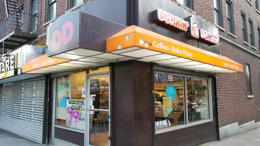 Dunkin Donuts | bakery | 269 8th Ave, New York, NY 10011, USA | 6463968390 OR +1 646-396-8390