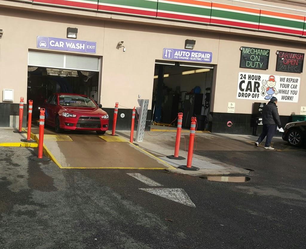 Fast Auto Services LLC - car wash    Photo 8 of 10   Address: 100 Lindbergh Rd, Newark, NJ 07114, USA   Phone: (973) 642-2886