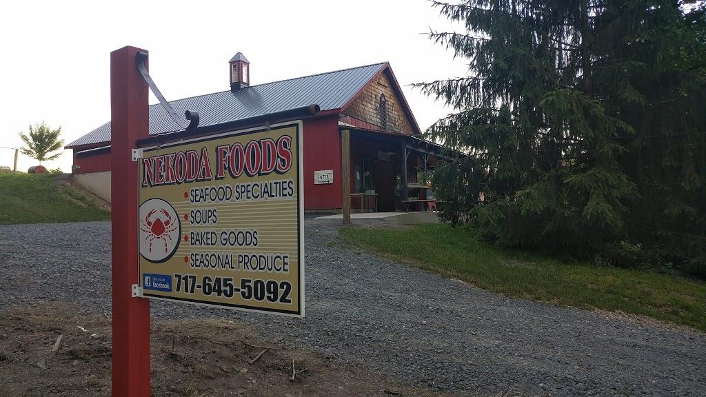 Nekoda Foods - bakery    Photo 3 of 9   Address: 300 Seven Stars Rd, Millerstown, PA 17062, USA   Phone: (717) 645-5092