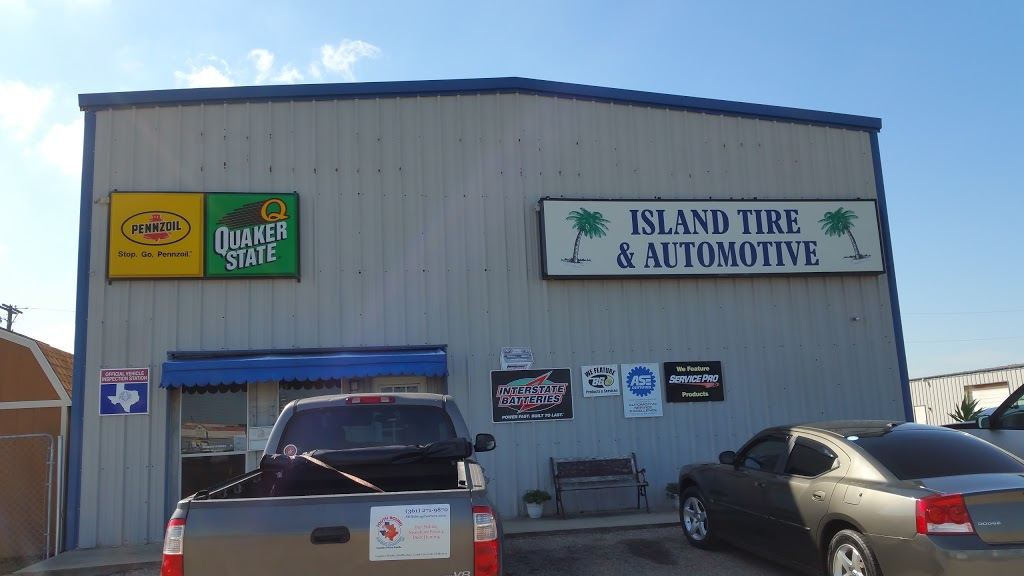 Island Tire & Automotive - car repair  | Photo 1 of 5 | Address: 15605 S Padre Island Dr # C, Corpus Christi, TX 78418, USA | Phone: (361) 949-4949