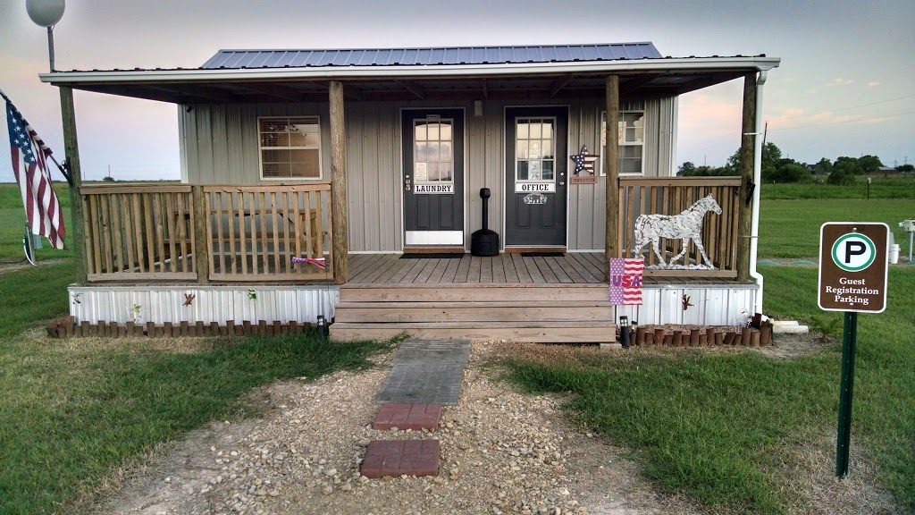 Country Living RV Park - lodging    Photo 1 of 5   Address: 12103 CR 147 RD, Wharton, Wharton, TX 77488, USA   Phone: (979) 595-5576