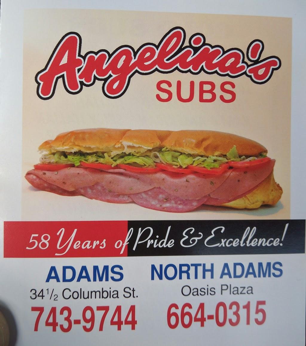Angelinas Submarine Shop - meal takeaway  | Photo 8 of 9 | Address: 34 1/2 Columbia St, Adams, MA 01220, USA | Phone: (413) 743-9744