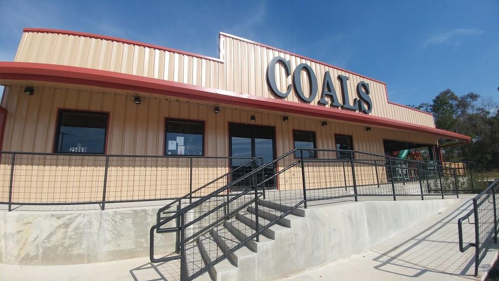 Coals - restaurant    Photo 3 of 10   Address: 25069 FM 2090, Splendora, TX 77372, USA   Phone: (281) 399-7324