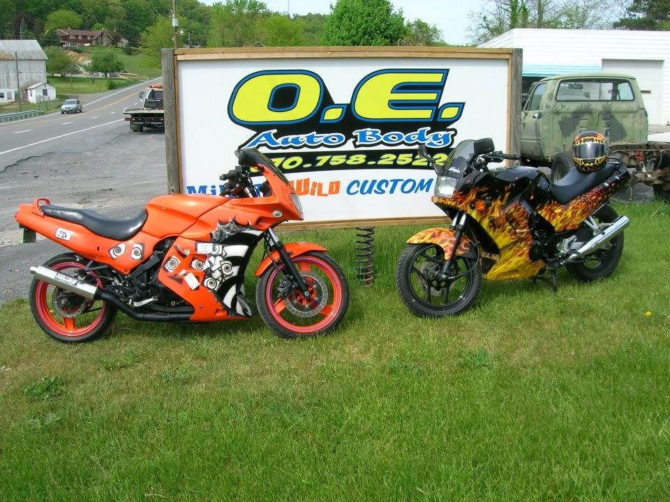 O E Auto Body - car repair  | Photo 7 of 7 | Address: PA-147, Millersburg, PA 17061, USA | Phone: (570) 758-2522