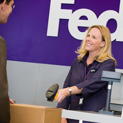 FedEx Ship Center - store  | Photo 3 of 6 | Address: 606 W 49th St, New York, NY 10019, USA | Phone: (800) 463-3339
