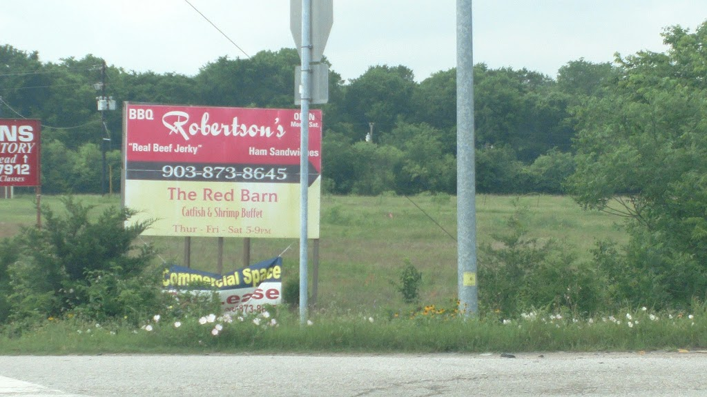 The Red Barn - Restaurant | 28323 I-20, Wills Point, TX
