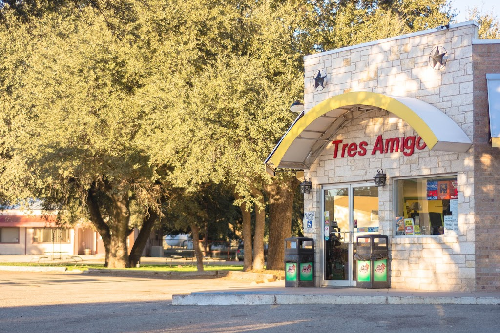Tres Amigos Convenience Store - convenience store  | Photo 1 of 3 | Address: 20793 US-277, Christoval, TX 76935, USA | Phone: (325) 255-2228