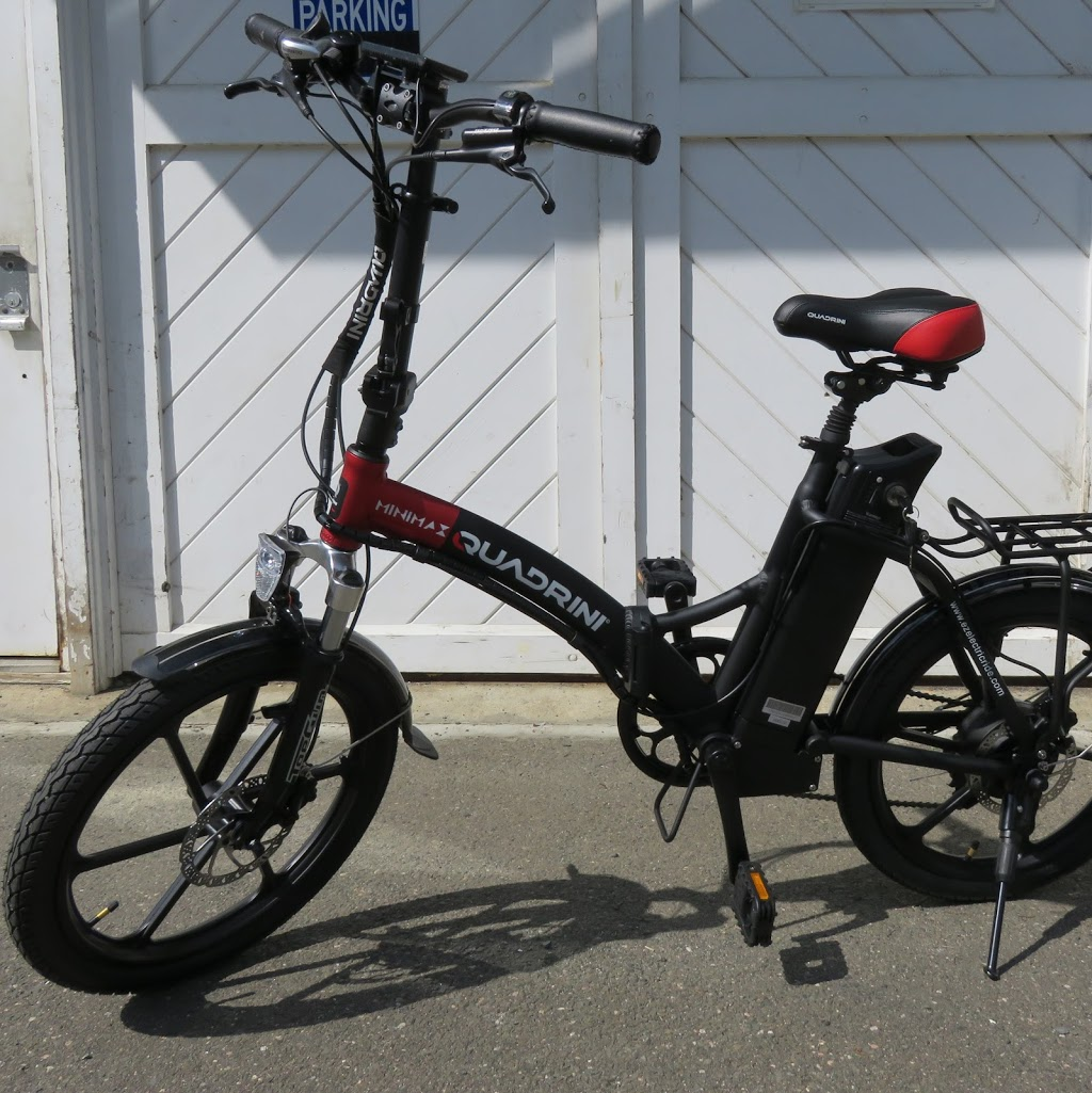 Quadrini USA Electric Bikes - bicycle store  | Photo 5 of 10 | Address: 30 N Maple St, Florence, MA 01062, USA | Phone: (800) 618-1512