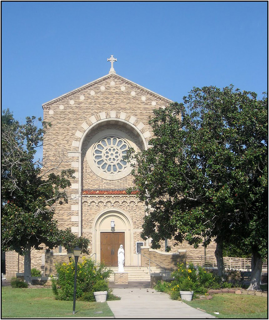 St Marys Church - church    Photo 3 of 10   Address: 816 Park Dr, La Porte, TX 77571, USA   Phone: (281) 471-2000