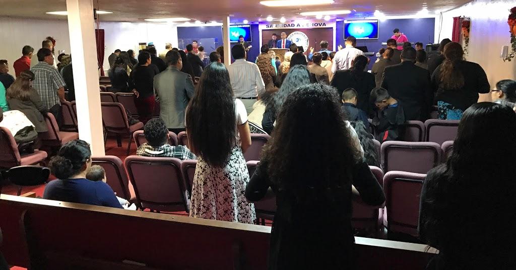 Iglesia Ministerio Dios Altisimo - church    Photo 6 of 10   Address: 11922 Trickey Rd, Houston, TX 77067, USA   Phone: (832) 275-1178