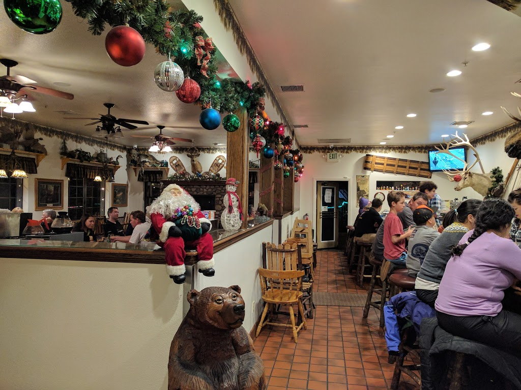 Grizzly Cafe Inc - restaurant  | Photo 10 of 10 | Address: 1455 California Hwy 2, P.O. Box 2887, Wrightwood, CA 92397, USA | Phone: (760) 249-6733