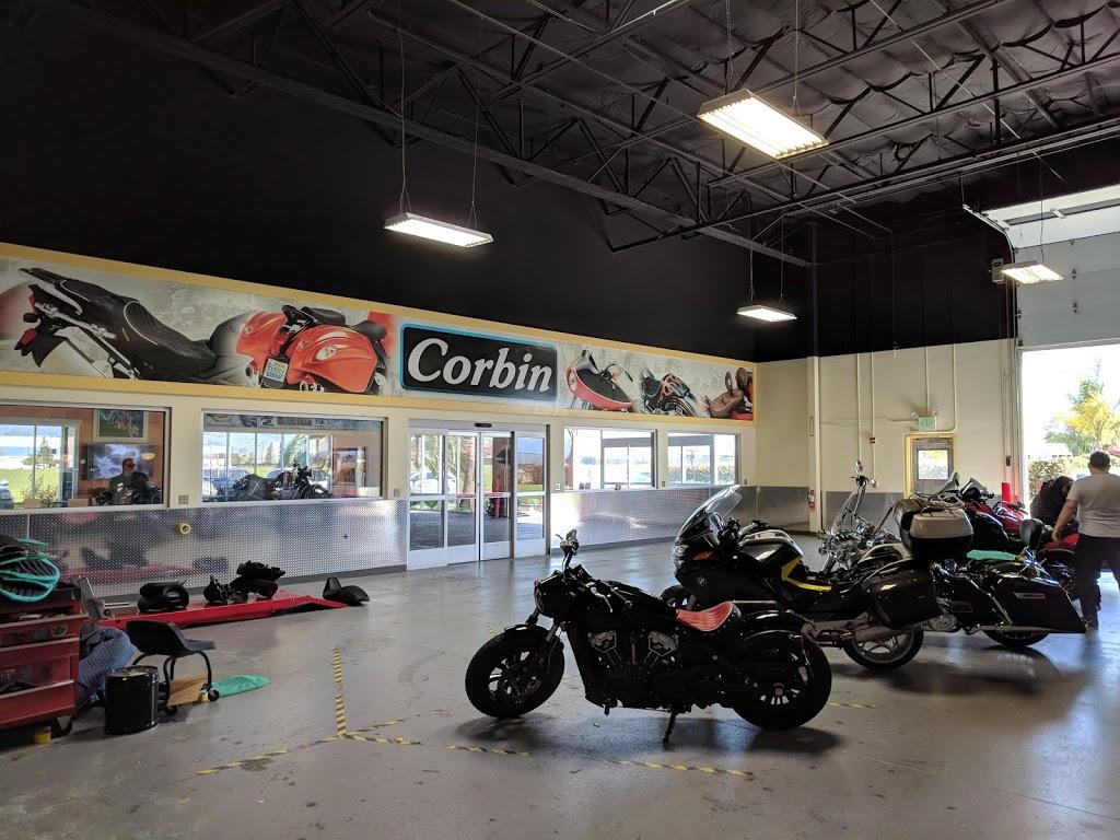 Corbin Saddles - car repair  | Photo 9 of 10 | Address: 2360 Technology Pkwy, Hollister, CA 95023, USA | Phone: (800) 538-7035