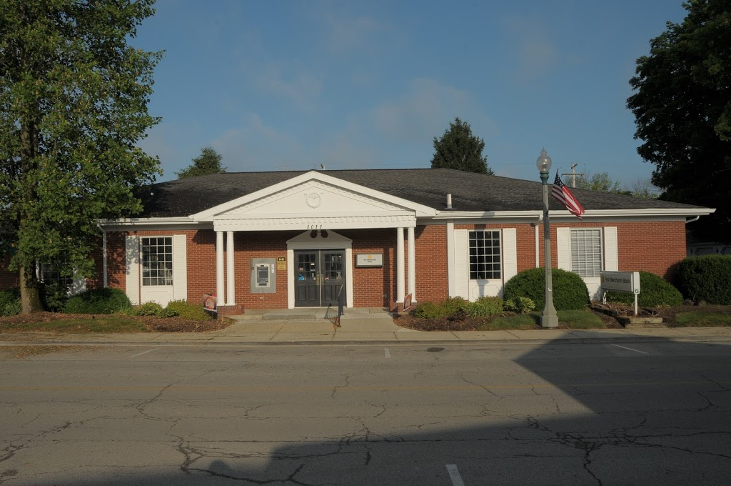 First Merchants Bank | bank | 1011 Main St, Lapel, IN 46051, USA | 7655343181 OR +1 765-534-3181