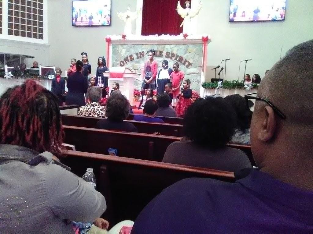St. Stephen Baptist Church - church  | Photo 5 of 10 | Address: 5757 Temple Hill Rd, Camp Springs, MD 20748, USA | Phone: (301) 899-8885