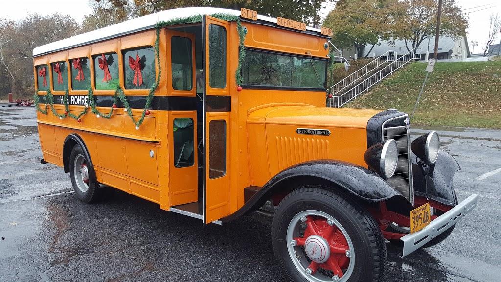 Rohrer Bus - car rental    Photo 6 of 10   Address: 1515 State Rd, Duncannon, PA 17020, USA   Phone: (800) 735-3900