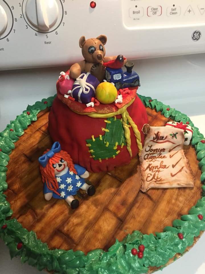 Delectable Designs - bakery    Photo 7 of 10   Address: 6928 Murl Ellender Rd, Sulphur, LA 70665, USA   Phone: (337) 764-5009