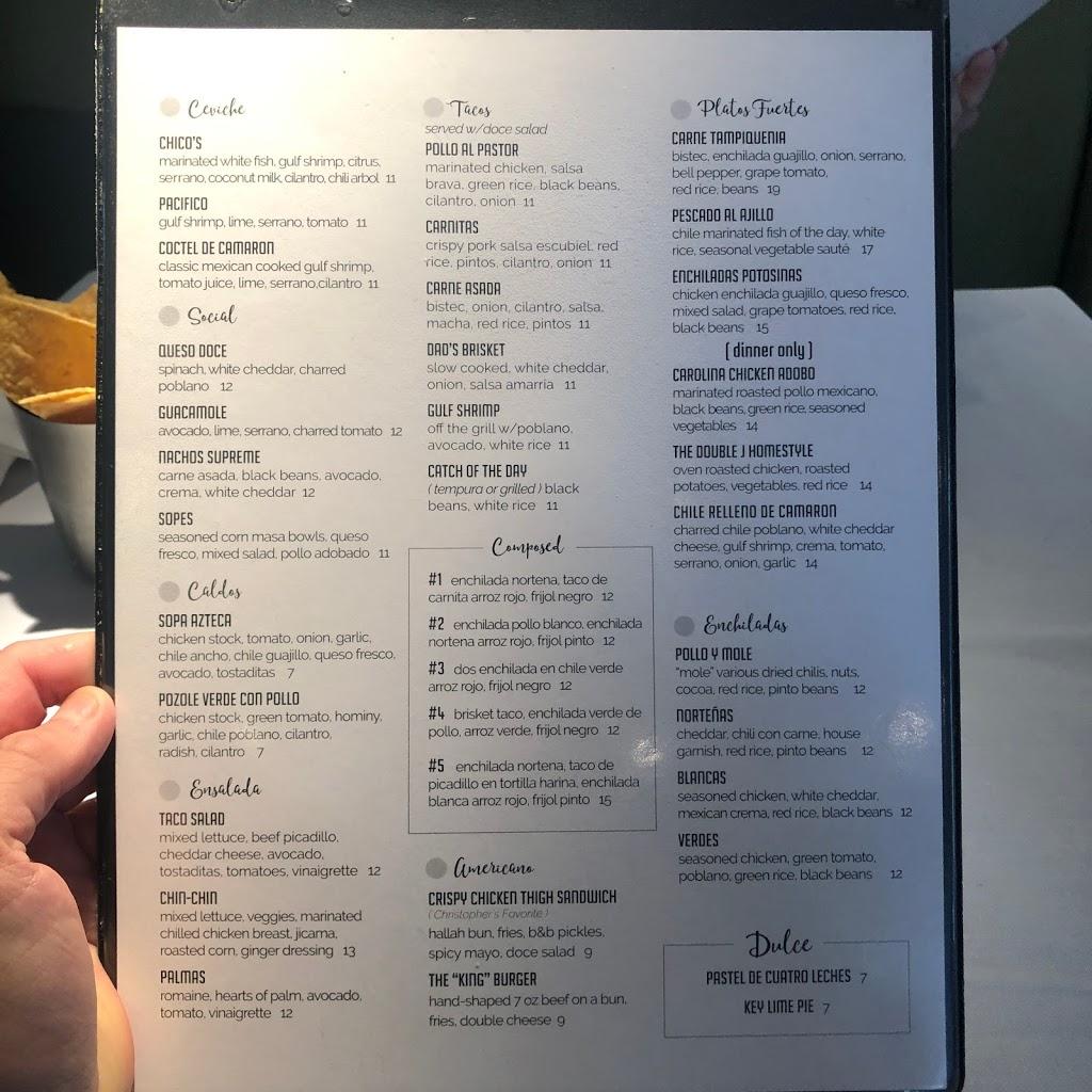 Doce Mesas - restaurant  | Photo 6 of 8 | Address: 4444 McKinney Ave, Dallas, TX 75205, USA | Phone: (214) 780-1991