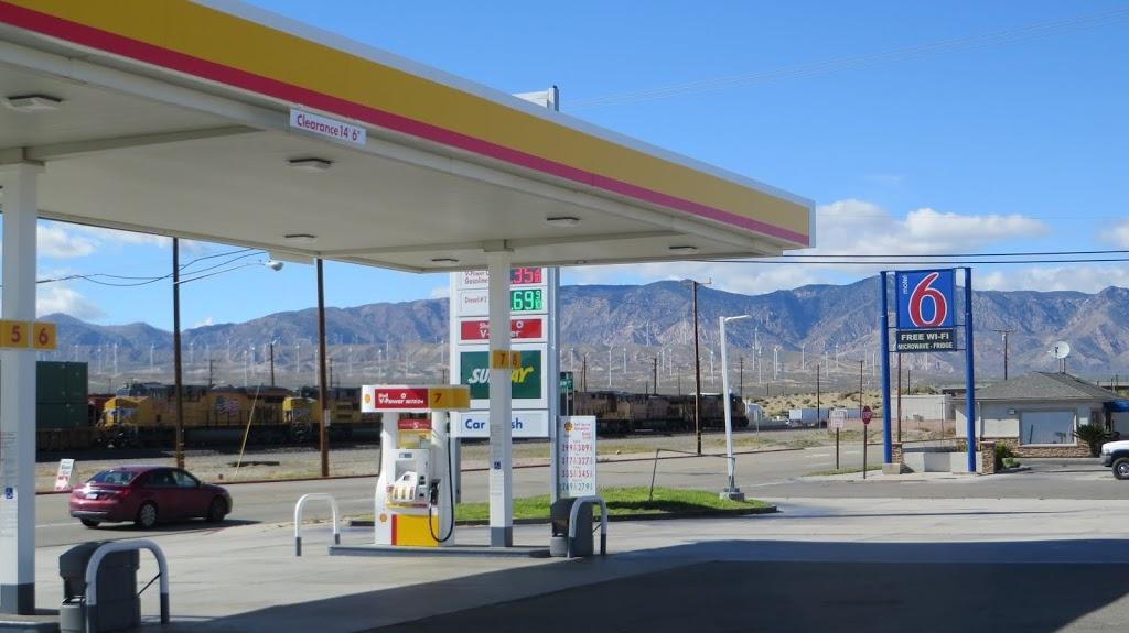 Shell - car wash  | Photo 10 of 10 | Address: 16048 Sierra Hwy, Mojave, CA 93501, USA | Phone: (661) 824-2355