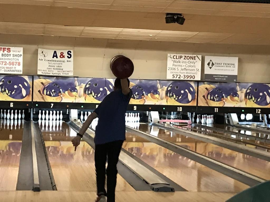 Pleasant Bowl - bowling alley  | Photo 2 of 10 | Address: 754 E 16th St, Mt Pleasant, TX 75455, USA | Phone: (903) 572-0347