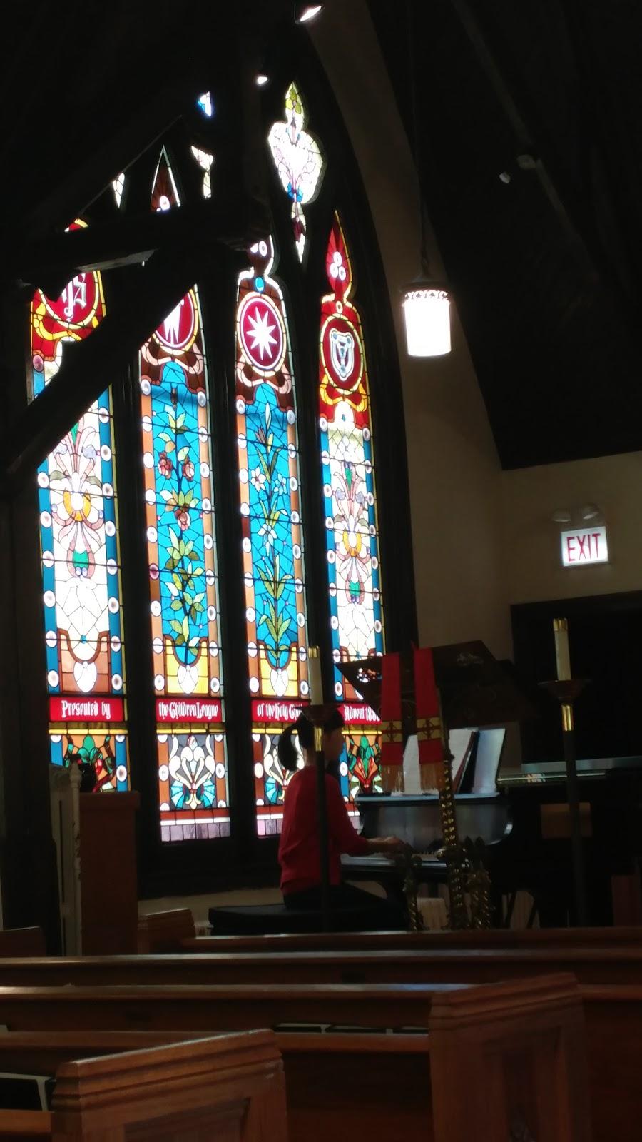 St Johns Episcopal Church - church    Photo 7 of 10   Address: 3857 N Kostner Ave, Chicago, IL 60641, USA   Phone: (773) 725-9026