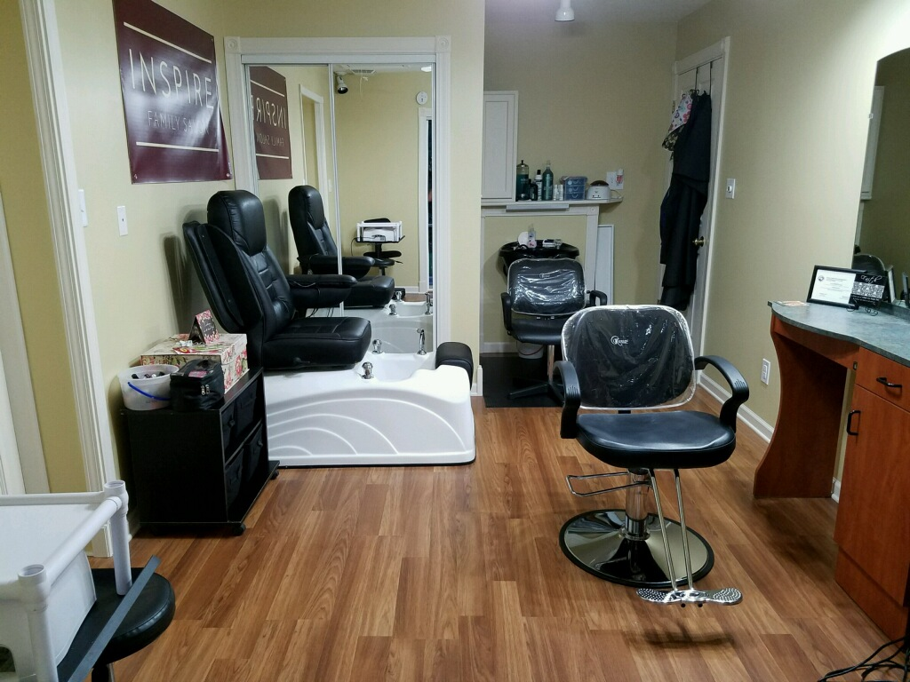 Inspire Family Salon - hair care    Photo 1 of 5   Address: 5240 W 1050 N, Wheatfield, IN 46392, USA   Phone: (219) 798-4730