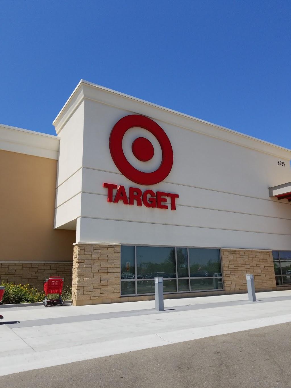 Target - clothing store    Photo 4 of 10   Address: 6655 N Riverside Dr, Fresno, CA 93722, USA   Phone: (559) 490-5567