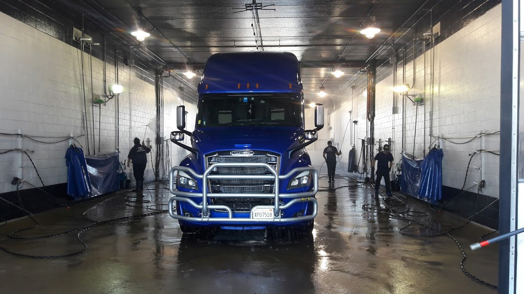 Blue Beacon Truck Wash of Wheeler Ridge, CA - car wash    Photo 8 of 10   Address: 5831 Santa Elena Dr I-5 Exit, 219A, Arvin, CA 93203, USA   Phone: (661) 858-2090