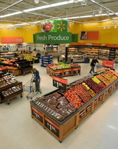 Walmart Supercenter - department store  | Photo 2 of 10 | Address: 2304 Lincolnway E, Goshen, IN 46526, USA | Phone: (574) 534-4094