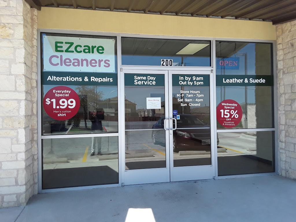 EZ care Cleaners - laundry  | Photo 2 of 2 | Address: 4450 E Old Settlers Blvd #200, Round Rock, TX 78665, USA | Phone: (512) 551-9265