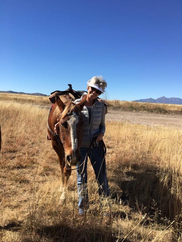 Ariz Horseback Experience - store    Photo 3 of 10   Address: 16 Coyote Ct, Sonoita, AZ 85637, USA   Phone: (520) 455-5696