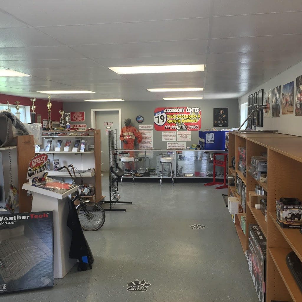 Highway 79 Collision Center - car repair    Photo 3 of 5   Address: 9988 US-79, Franklin, TX 77856, USA   Phone: (979) 828-2886
