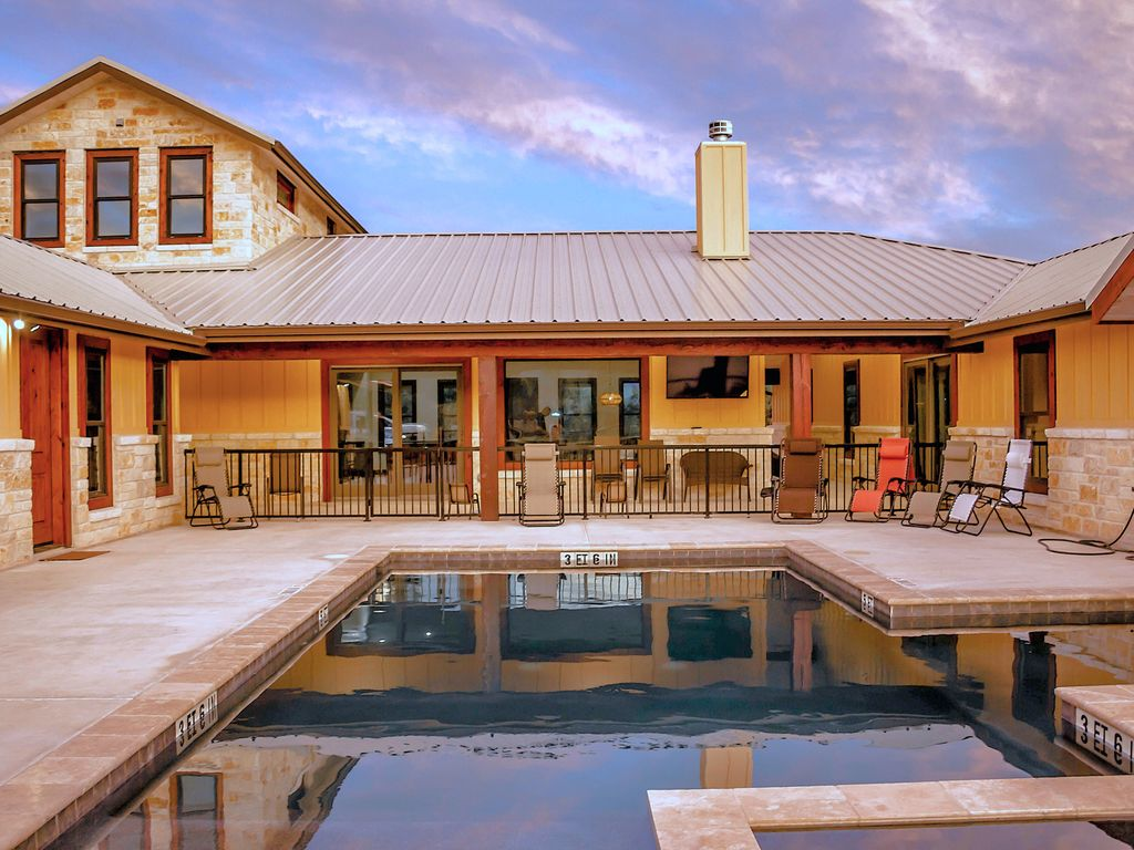 Casa Estrella @ Casa Rio Rentals - lodging  | Photo 1 of 1 | Address: 212 Tequila Sunrise Dr, Concan, TX 78838, USA | Phone: (830) 591-3544