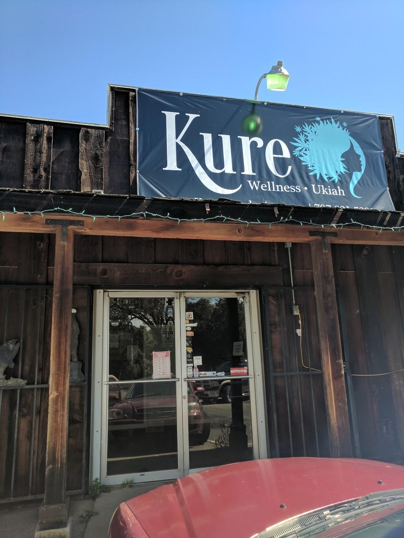 Kure Wellness - clothing store  | Photo 1 of 10 | Address: 800 Lake Mendocino Dr, Ukiah, CA 95482, USA | Phone: (707) 621-5390