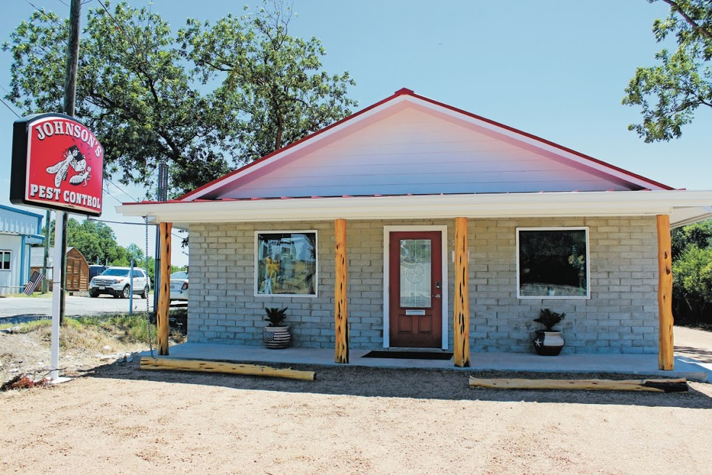 Johnson Pest Control - home goods store    Photo 2 of 3   Address: 1922 Main St, Junction, TX 76849, USA   Phone: (325) 446-3462