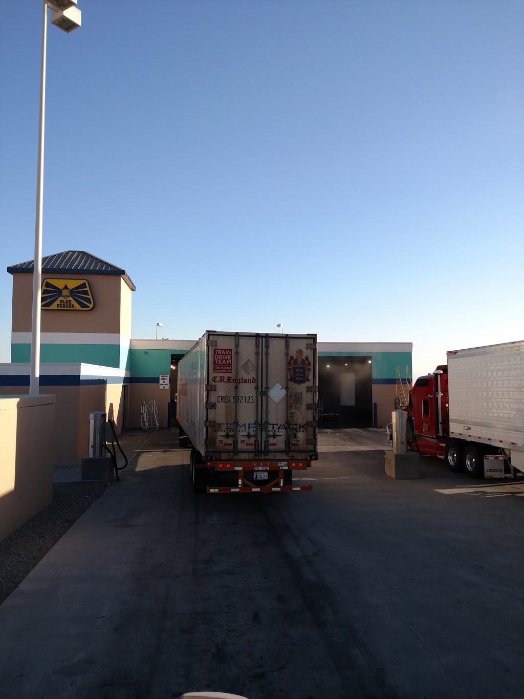 Blue Beacon Truck Wash of Wheeler Ridge, CA - car wash    Photo 7 of 10   Address: 5831 Santa Elena Dr I-5 Exit, 219A, Arvin, CA 93203, USA   Phone: (661) 858-2090