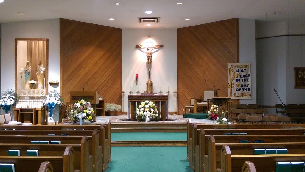 Saint Gregory Barbarigo Catholic Church - church    Photo 1 of 6   Address: 21 Cinder Rd, Garnerville, NY 10923, USA   Phone: (845) 947-1873