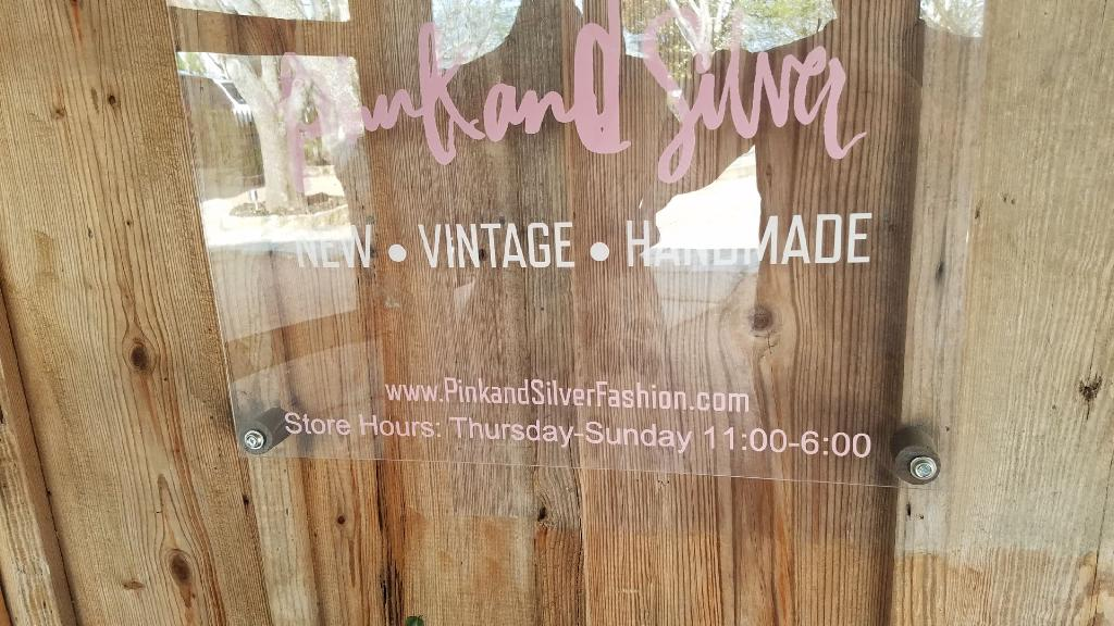 Pink and Silver - clothing store  | Photo 5 of 5 | Address: 6258 US-290 unit B, Fredericksburg, TX 78624, USA | Phone: (713) 382-1321
