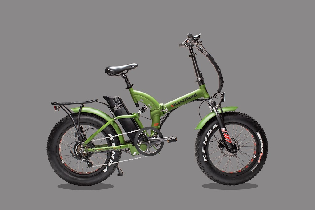 Quadrini USA Electric Bikes - bicycle store  | Photo 4 of 10 | Address: 30 N Maple St, Florence, MA 01062, USA | Phone: (800) 618-1512