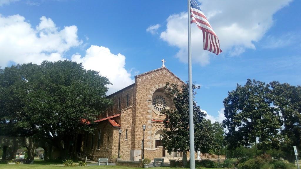 St Marys Church - church    Photo 8 of 10   Address: 816 Park Dr, La Porte, TX 77571, USA   Phone: (281) 471-2000