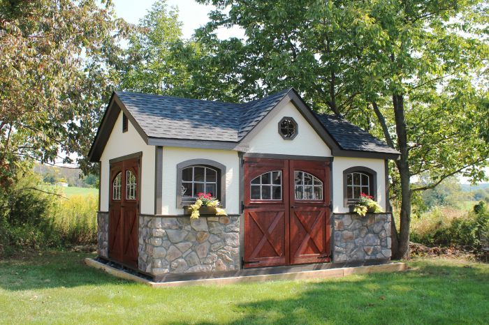 All Amish Structures, INC - furniture store  | Photo 1 of 10 | Address: 2946 PA-309, Orefield, PA 18069, USA | Phone: (610) 628-4343