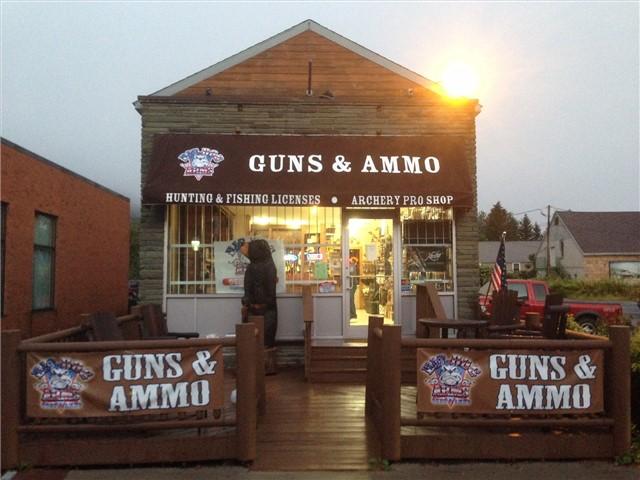 BIG DOG ARMS - store  | Photo 3 of 5 | Address: 48 Stewart Ave, Roscoe, NY 12776, USA | Phone: (607) 498-4867