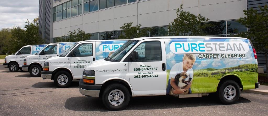 Puresteam Carpet Care - laundry    Photo 1 of 10   Address: 8211 Scott Rd, Cross Plains, WI 53528, USA   Phone: (608) 843-7737
