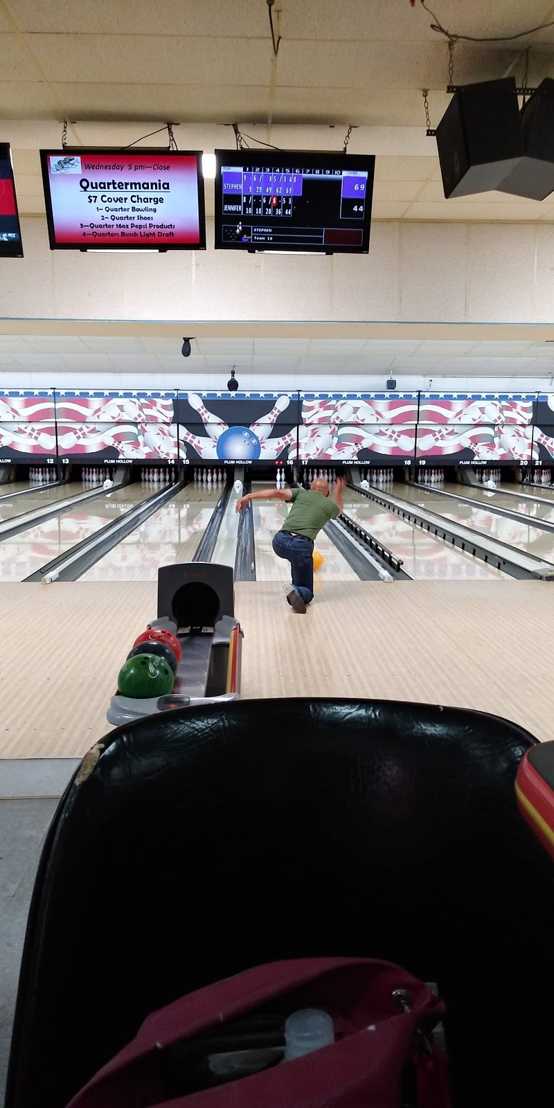 Plum Hollow Family Center - bowling alley  | Photo 8 of 10 | Address: 1933 IL-26, Dixon, IL 61021, USA | Phone: (815) 271-4101