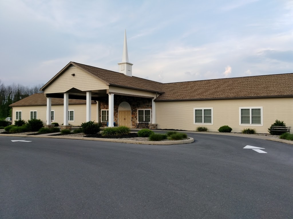 New Hope Bible Church - church  | Photo 2 of 2 | Address: 310 Raven Ln, Mifflinburg, PA 17844, USA | Phone: (570) 966-0249