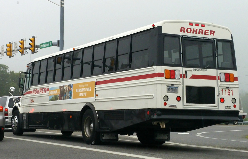 Rohrer Bus - car rental    Photo 10 of 10   Address: 1515 State Rd, Duncannon, PA 17020, USA   Phone: (800) 735-3900