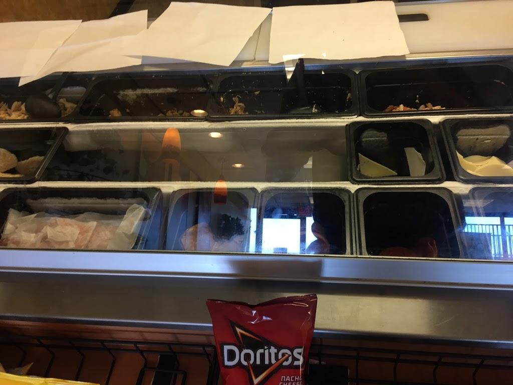Subway Restaurants - restaurant  | Photo 6 of 7 | Address: 4908 Seawall Blvd, Galveston, TX 77551, USA | Phone: (409) 762-7827